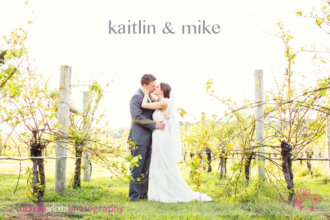 Kaitlin mike laurita winery michelle arlotta photography they both got ready at the beautiful inn at laurita winery junglespirit Image collections