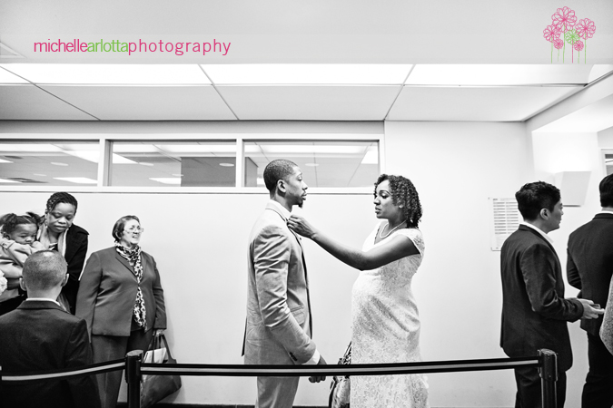 queens borough hall wedding tracey and clester02