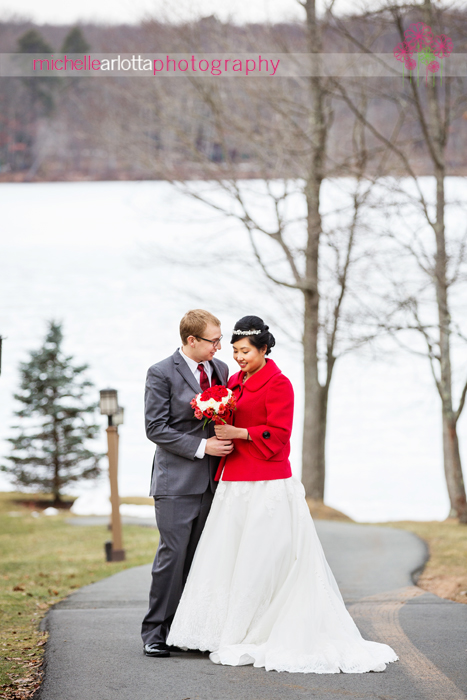 woodloch resort Poconos wedding