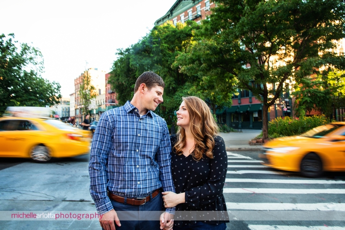 madison hotel wedding engagement session