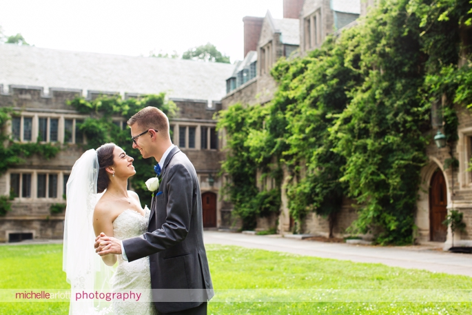 Nassau inn wedding Princeton new jersey