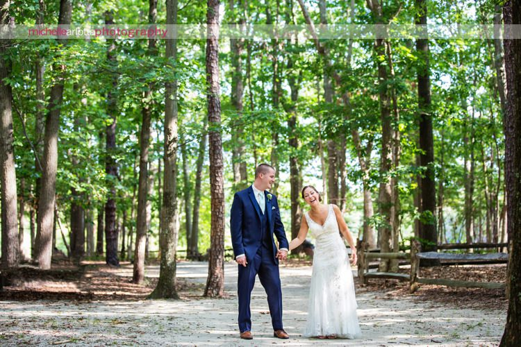 South Gate manor wedding portrait