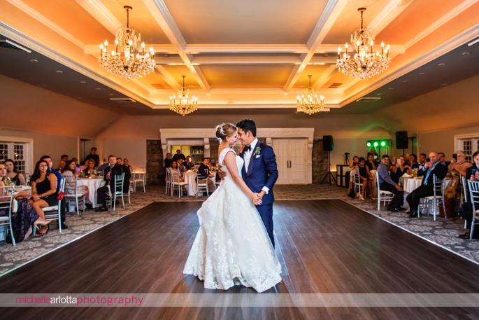 Castle At Skylands Manor Nj Wedding Reception